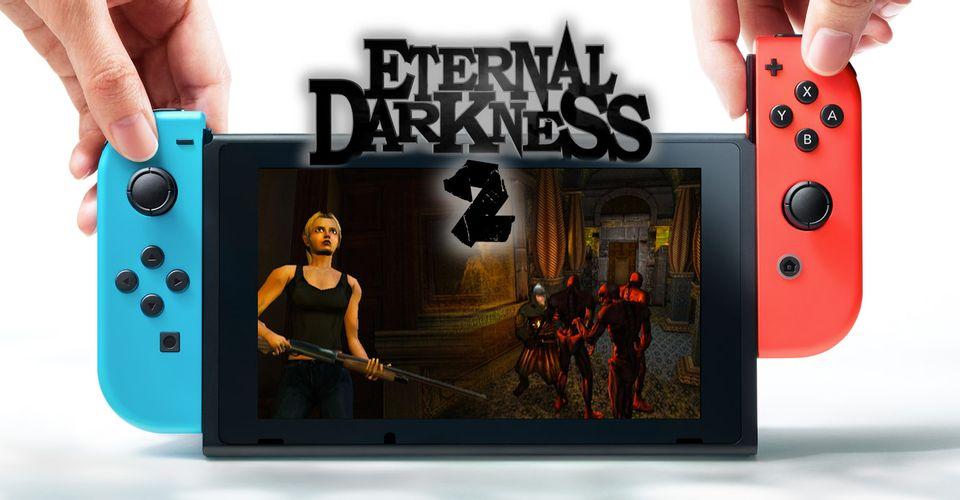 Eternal Darkness 2 Untuk Nintendo Switch Memiliki Potensi Yang Sangat Besar