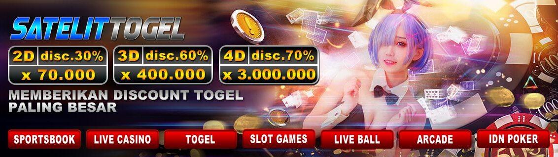Bandar Togel Online yang Dilengkapai Banyak Permainan Seru